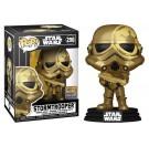 Funko Stormtrooper Gold Art Series