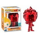 Funko Super Saiyan Vegeta Red Chrome