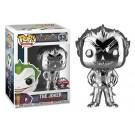 Funko The Joker Silver Chrome