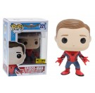 Funko Unmasked Spider-Man Homecoming