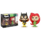 Funko Vynl Batgirl + Poison Ivy