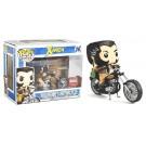 Funko Wolverine's Motorcycle