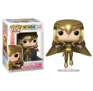 Funko Wonder Woman Golden Armor Flying