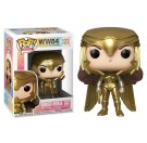 Funko Wonder Woman Golden Armor
