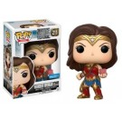 Funko Wonder Woman and Motherbox
