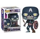 Funko Zombie Captain America