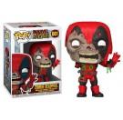 Funko Zombie Deadpool