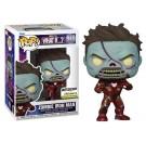 Funko Zombie Iron Man GITD