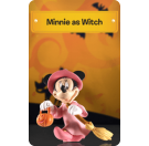 Minnie as Witch