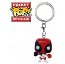 Funko Mystery Keychain Deadpool Rubber Cheerleader