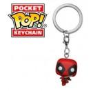 Funko Mystery Keychain Deadpool Leaping