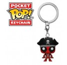 Funko Mystery Keychain Deadpool Pirate