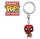 Funko Mystery Keychain Deadpool Rubber Chicken