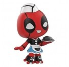 Mystery Mini Deadpool Roller Waitress