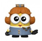 Mystery Mini Flight Attendant Bob