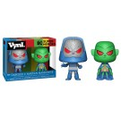 Vynl Darkseid + Martian Manhunter
