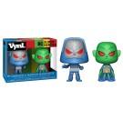 Vynl Darkseid + Martian Manhunter
