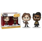 Vynl Han Solo + Lando Calrissian