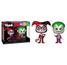 Vynl Harley Quinn + The Joker
